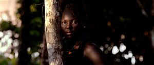 Dark Puma Girl