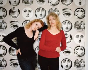 Celine and Ines, Paris France, 2014