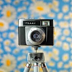 CameraSelfie #14: Tenax