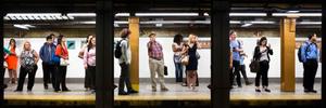 34 St-Penn Station, 8:24am