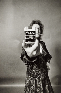 Self-portrait with cigarette kit, 1968/1970 © Valie Export, Richard Saltoun