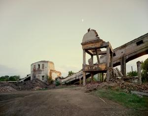 Kurchatov V (Heating Plant). Kazakhstan, 2011 © Nadav Kander