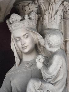 Marble Woman -- Erminda