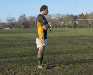 Dan Mather, Wessex Rugby Club player