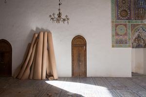 Prayer rugs, Fez