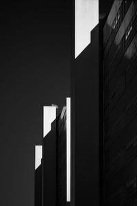 concretist cityscape #8