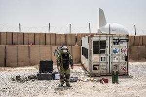 Bomb Squad, Kandahar