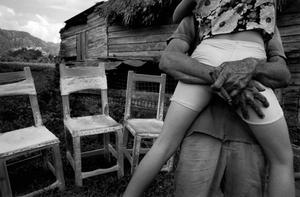 Chino and his daughter © Susan S. Bank