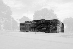 """Frederick Douglass School, Chester, Pennsylvania"""
