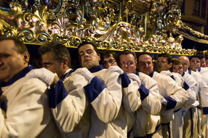 Semana Santa, Malaga 2014