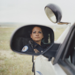 Gina Szczur, 29, is a single mother and a federal police officer for the Standing Rock Sioux Tribe. After serving in Iraq during her early twenties, Gina was motivated to create a stable life for herself and two young sons. She trained to become both a tribal and a federal police officer. Major reservations have their own police force and justice system, but do not have jurisdiction over people no