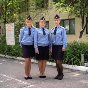 Servicewomen, Border Guard Service learning centre. © Maria Gruzdeva