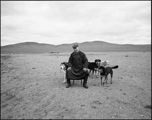 BURIAD, North/northeast of Mongolia