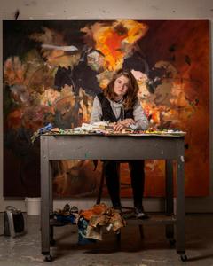 Tess Michalik, Painter