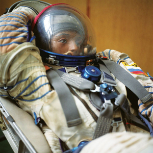Dummy wearing an outdated space suit, Star City. © Maria Gruzdeva