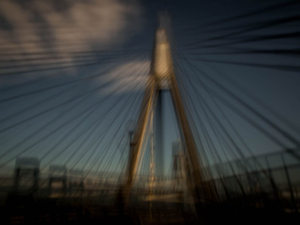 ANZAC Bridge.                                                       © Ross Duncan