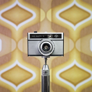 CameraSelfie #75: Agfa Iso-Rapid