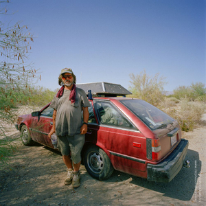 Michael Gill (48), from the series, Transience © Stephen Chalmers