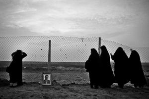 tripe to holy land _Border of shalamcheh _ 2011