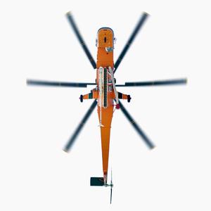 Erickson Air-Crane S64 E (Sikorsky)