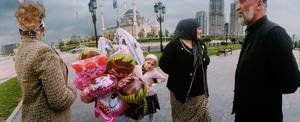 Grozny, Chechnya 2011
