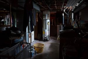 Basement Laundry, 2012