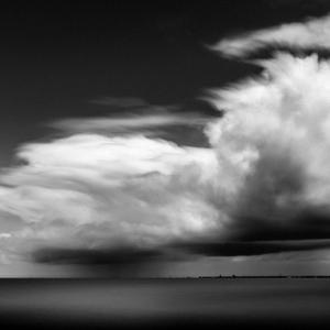 Texas City Dike - Storm