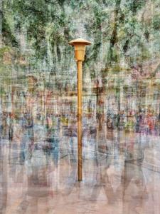 Powell Street Lamp © Pep Ventosa