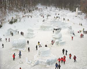 Snow Festival, 2014