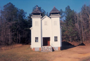 Church, Sprott, Alabama, 1971
