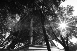 La Tour Eiffel - Paris 2011