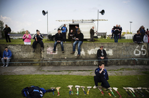 Carrick On Suir. Tipperary vs. Waterford challenge