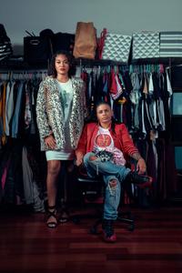 Kieara & Shantel