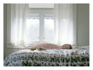 Elizabeth, from the series In My Room, © Andrea Land. Honorable Mention, Lens Culture International Exposure Awards 2011