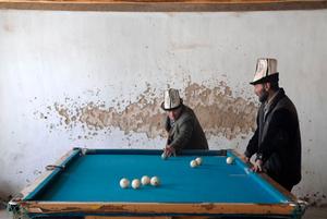 Murgab, Tajikistan, 2007 © Nick Hannes
