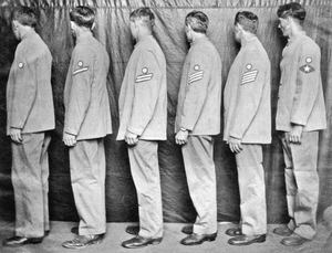 Prisoner Line Up