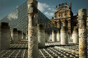 France, Louvre (Paris)   (2009-2013)  (50x75 cm, 1/10)