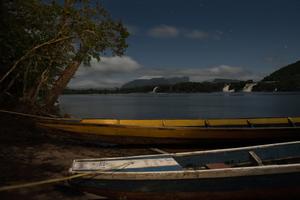 Canaima lagoon, National Park Canaima Venezuela