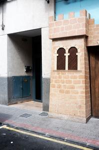 Portal of San Juan order