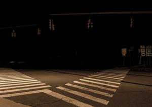Hurricane Irene Blackout, Middletown, CT, 2011