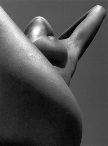 Nude Beach, 1966 © Lucien Clergue, Galerie Trigano