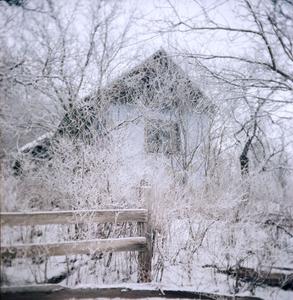 Abandoned cottage (Atyha, Romania, 2006)