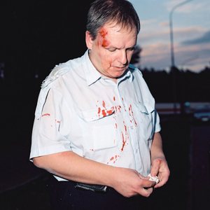 Tried to help his colleague, 20.15  from the series BATTERED (2006-2007). © Harri Pälviranta