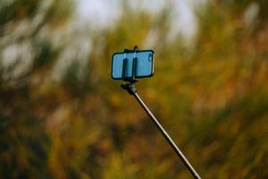 Untitled (Selfie Stick) 2017.