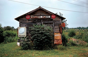 Taylor's Place, near Greensboro, Alabama, 1974