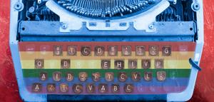 AIDS Typewriter