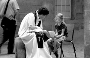 Confession © Jürgen Novotny
