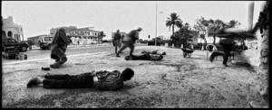 Iraq, under fire Tikrit, 2003