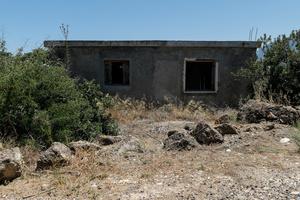Greek-Cypriot refugee house