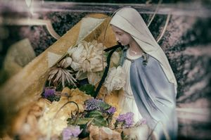 St Maelruains Cemetery, Tallaght,Dublin,Ireland.